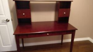Beautiful Cherry Home Office Desk