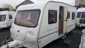 Bailey Discovery NOW ONLY £3750 2006