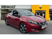 2021 Nissan Leaf 110kW N-Connecta 40kWh 5dr Auto Electric Hatchback Hatchback El