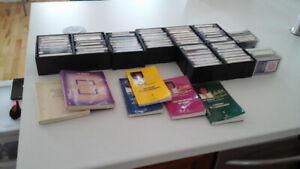 Lise Bourbeau Cassettes et livres