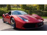 2016 Ferrari 488 GTB 2dr Automatic Petrol Coupe