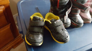Boys Running Shoes Size 5 - Asking $4