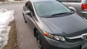 2012 Honda Civic LX Grey (Great Condition) 5sp