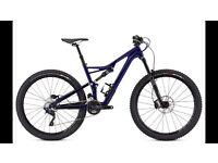 Specialized Stumpjumper FSR Comp Carbon 29 2016 Mountain Bike