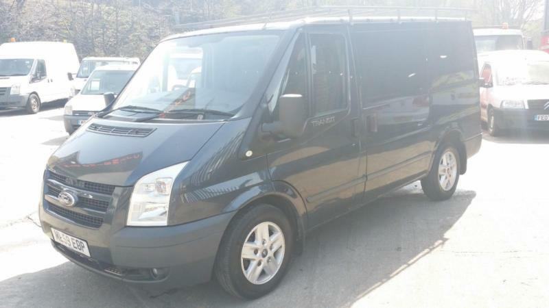 c543763b8c 2009   59 PLATE Ford Transit 2.2 TDCi 260 S LIMITED Low Roof Panel Van 5dr  (SWB)