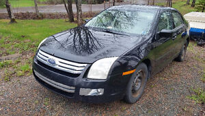 2006 Ford Fusion make a offer