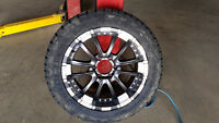 Wheel tire combo 20' great conition