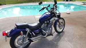 1994 Yamaha Virago Motorcycle