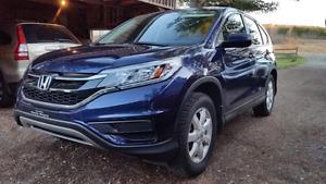 Honda CRV SE  2015