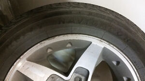 Gm 5 bolt rims with Kelly navigator tires