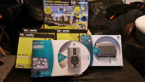 Wilife Digital Video Surveillance/Home Security Package