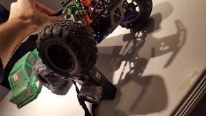Hpi savage xs with lot of up upgrades !! West Island Greater Montréal image 9