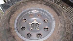 35 inch tires and wheels Peterborough Peterborough Area image 3