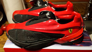 Ferrari -Fila Sport Trainers-*Very Rare-Brand New in box*