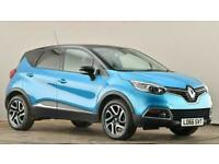 2016 Renault Captur 0.9 TCE 90 Dynamique S Nav 5dr Hatchback petrol Manual