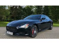 2017 Maserati Quattroporte S V6 GranSport S Nav Rear Came Automatic Petrol Sal