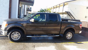 09 f150 lariat w/ low kms trade for sportbike+cash