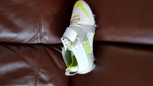 Cleats.