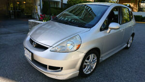 2007 Honda Fit Sport Wagon