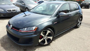 2015 Volkswagen GTI 5 dr AUTO, NAVIGATION , call (403)8755754