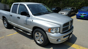 2005 Dodge Ram 1500 SLT Hemi Certified and E tested
