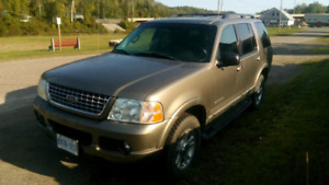 2002 Ford Explorer Limited V8 4.6L_Great condition