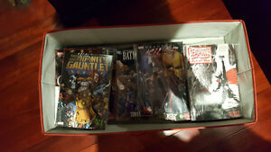 Comics Dc and Marvel( *worth over 600$*) call or text dont email