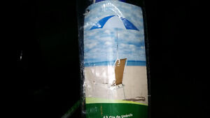 New, Umbrella for Lawn Chair