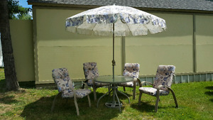PATIO SET for Sale!