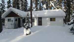 CABIN FOR SALE AT LOWER FISHING LAKE IN NARROW HILLS P.P.