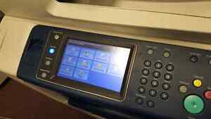 Xerox COLOR 7125 COPIER LASER PRINTER 11X17 COPY MACHINE SCANNER FOR SALE LIKE NEW PRINTERS MACHINES FAX PHOTOCOPIERS