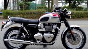 LOOKING TO BUY Kawasaki 900 RS Se or Triumph Bonneville T120