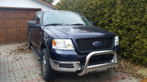 2005 Ford F-150 XLT flairside