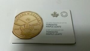 TORONTO MAPLE LEAFS COINS
