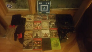 Play Station 3 Full Bundle. Mint Condition.