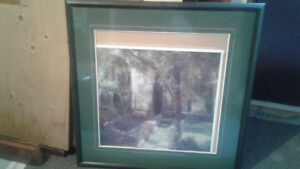 Artists & Photographers: Free Matted Frame