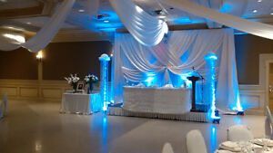 Wedding Decor and more ,chair cover starting at $1 each !!! , Windsor Region Ontario image 2