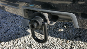 Trailer hitch Tow shackle