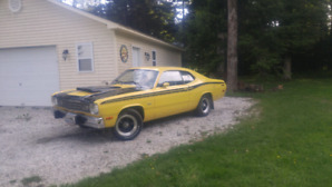 Plymouth Duster Twister Survivor