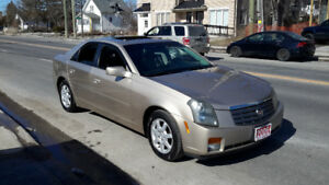 2006 Cadillac CTS Sedan LEATHER LOADED
