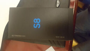 Samsung Galaxy s8 brand new in box trade or cash