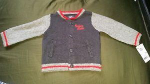 Brand new cartiers sweater 6m