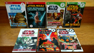 13 Star Wars  picture books