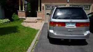2003 Honda Odyssey EX-L Minivan, Van Kitchener / Waterloo Kitchener Area image 2