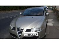 2005 Alfa Romeo GT 2.0 JTS progression climate leather xenon PTS Sports car/Coupe