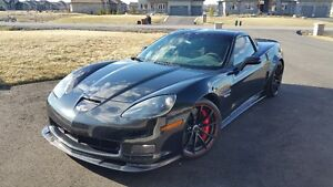 2012 Chevrolet Corvette Z06 Centennial Edition with Z07 perform