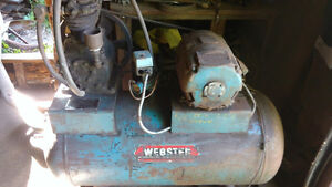 5hp Webster Compressor