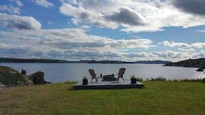 $20,000.00 REDUCED & HOTTUB INCL. IN TAX FREE BAY ROBERTS ZONE!