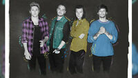 2 ONE DIRECTION TICKETS FOR TORONTO AUGUST 20TH
