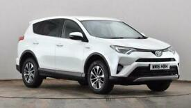 2016 Toyota RAV4 2.5 VVT-i Hybrid Business Edition Plus 5dr CVT 2WD Auto FourByF